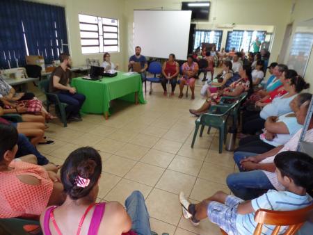 Nutricionista irá desenvolver projetos no CRAS Bem Viver durante o ano