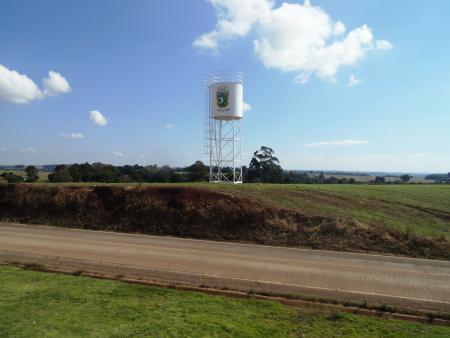 Reformado reservatório de água da Localidade de Beira Rio II