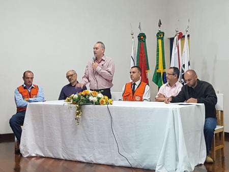DEFESA CIVIL COLOCA EM PRATICA A ÚLTIMA ETAPA DO PROJETO CAPACITAR 2017